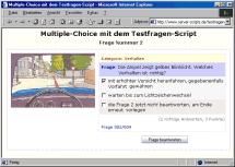 Testfragen-Script